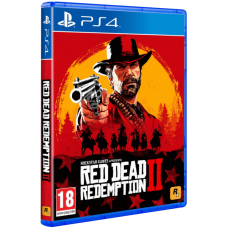 Red Dead Redemption 2 - Видеоигра для PS4