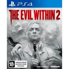 The Evil Within 2 - Видеоигра для PS4