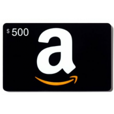 500$ - AMAZON Gift Cards Store